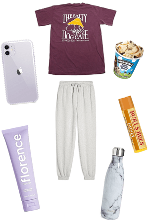 pajamas and nighttime routine