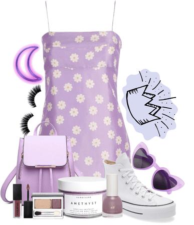 purple is my favorite thing !