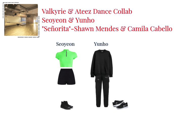 Valkyrie & Ateez Dance Collab