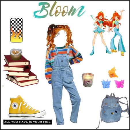 Bloom Winx club
