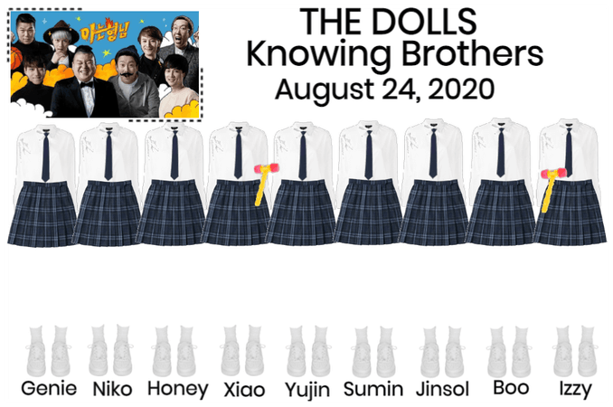 THE DOLLS (인형) | Knowing Brothers