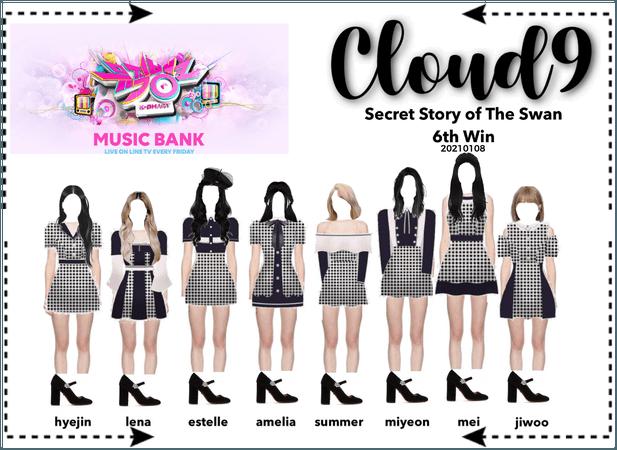 Cloud9 (구름아홉)   Music Bank 6th Win   210108