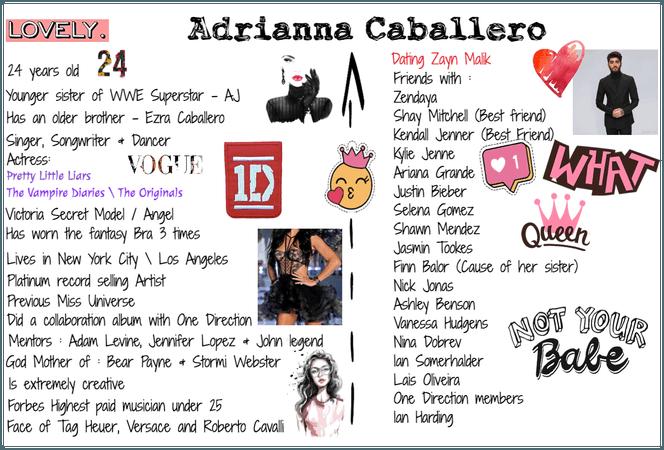 Adrianna Caballero