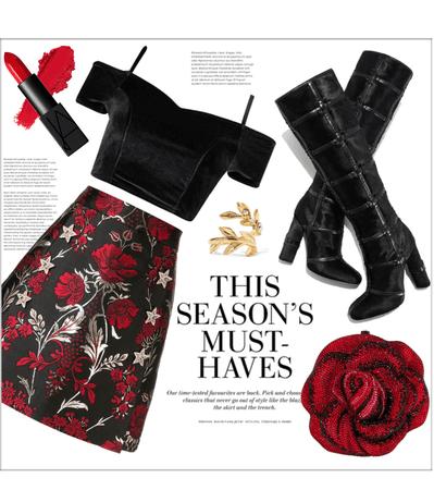 Blood Of Velvet Rose 🥀