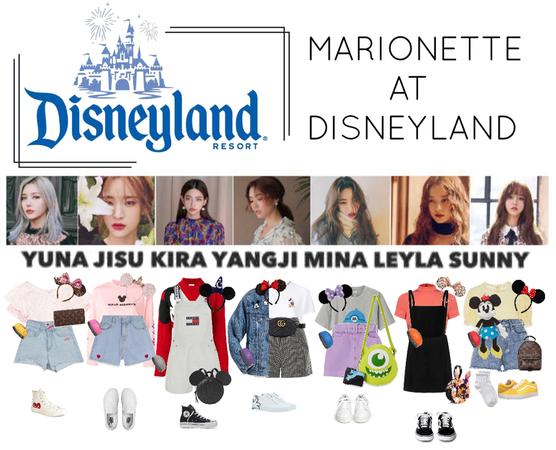 {MARIONETTE} Disneyland Trip