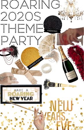 roaring 2020s party