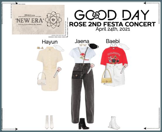 GOOD DAY (굿데이) RoSE 2nd Festa Concert