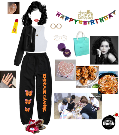 130727 [BANGTAN BOMB] Happy 18th Birthday Sunmi!