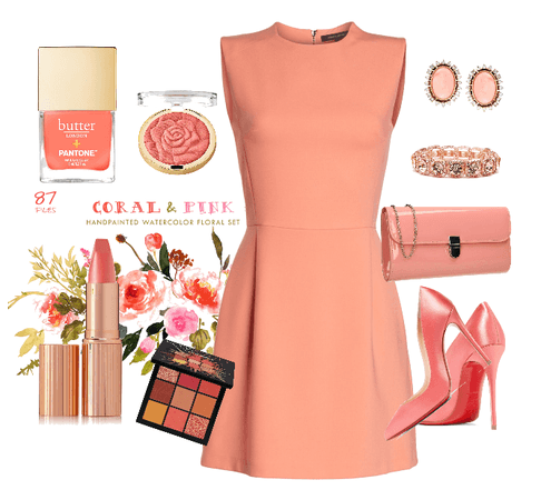 Coral in Pink
