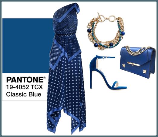 Pantone Color 2020 - Classic Blue
