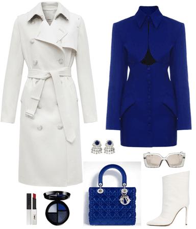 white vs navy blue