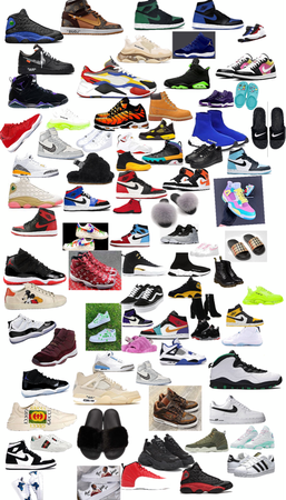 All of the shoes in my favorites
