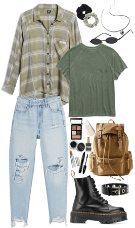 Grunge Inspo Outfit