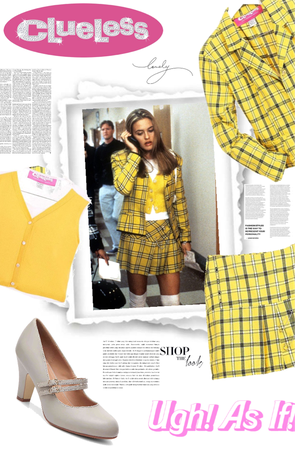 Cher's Clueless Fit