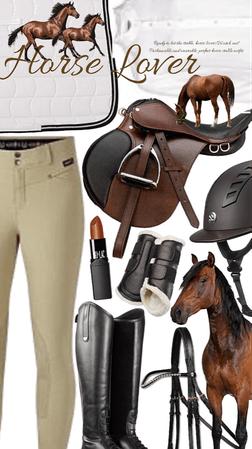 horse liver