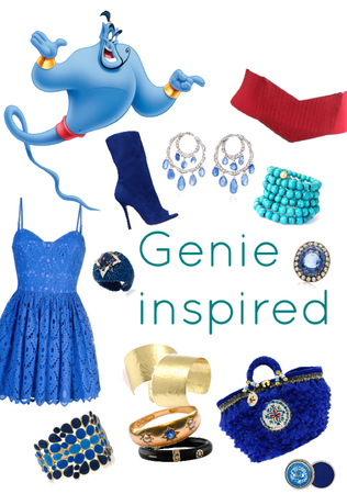 Genie inspired