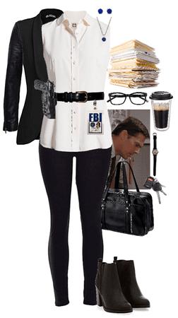 Criminal Minds ~ Hotchner's Girl