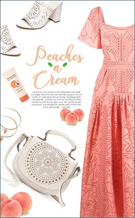 Peach and cream 2