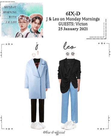 6IX-D [식스디] (J & LEO) Monday Mornings 210125
