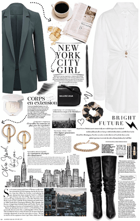 new york city chic.