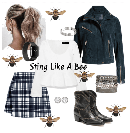 Sting Like a Bee