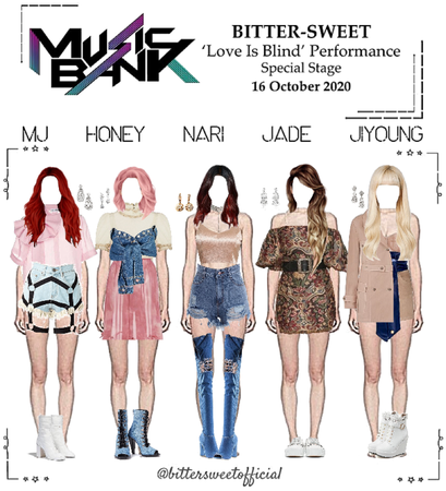 BITTER-SWEET [비터스윗] Music Bank 201016
