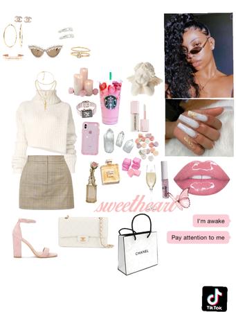 high fashion, soft-girl 👛
