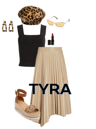 TYRA summer line outfits #7