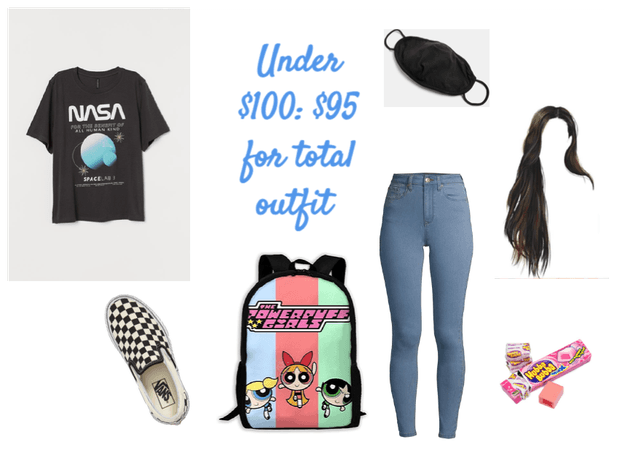 Under $100 Outfit Challenge