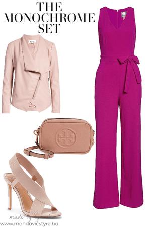 cool summer pink