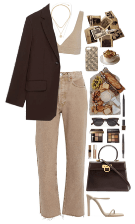 Summer Brown Style