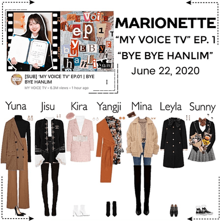 MARIONETTE (마리오네트) [MY VOICE TV] Ep.1 - Bye Bye Hanlim