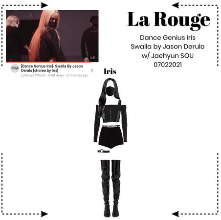 라로그 [𝗟𝗮 𝗥𝗼𝘂𝗴𝗲] - swalla by Jason Deurlo [Iris choreography] (07022021)