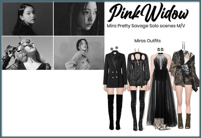 PinkWidow{핑크 위도우}Mira Pretty Savage M/V