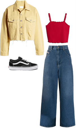 triadic outfit