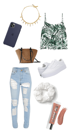 nature as a outfit