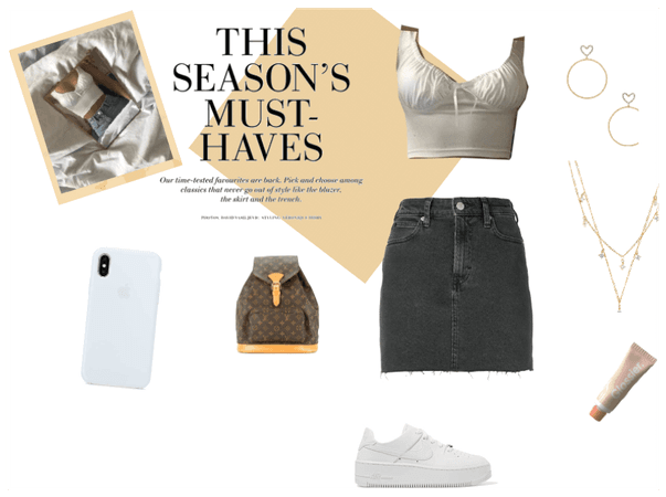 This seasons must haves
