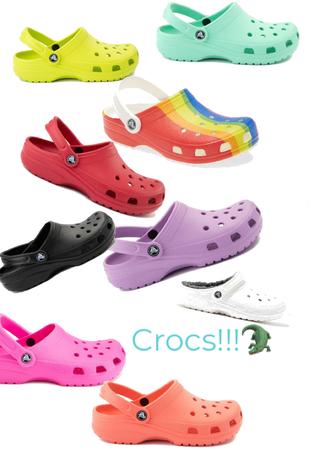 crocs 🐊