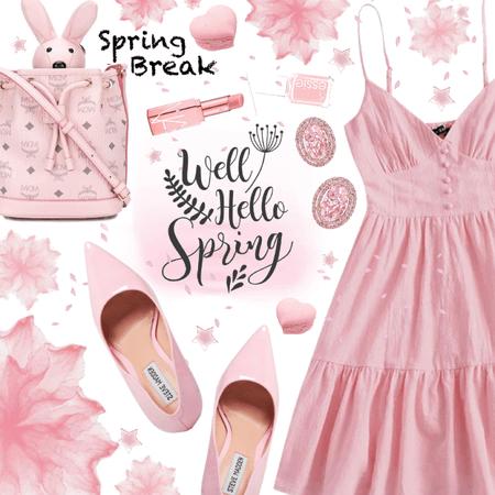 Spring Break.