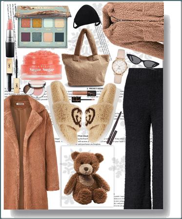 Brown Bear 🐻
