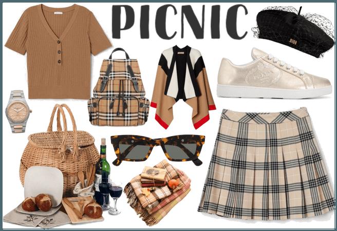 Picnic in Plaid
