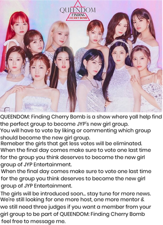 QUEENDOM: Finding Cherry Bomb Intro