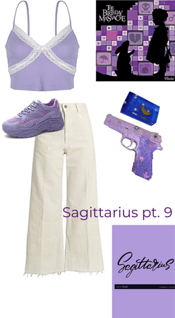 zodiac sign part 9 Sagittarius ♐️