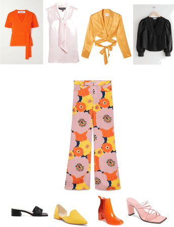 70s mix and match