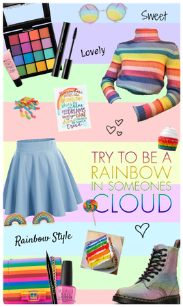 SPRING TREND: STYLE THE RAINBOW