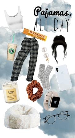 Lazy Pajama Day🤪
