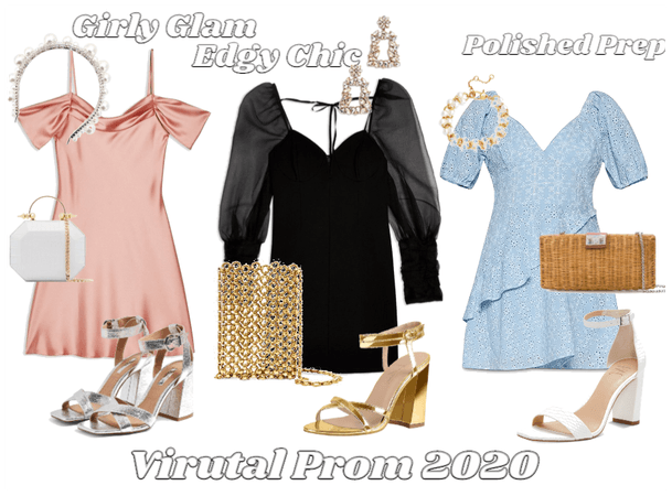 Virtual Prom Three Ways