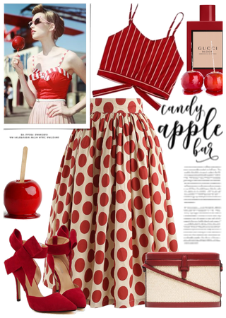Candy Apple 🍎🍎🍎