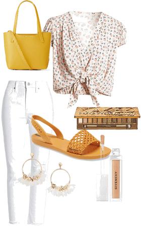 summer picnic date ✨