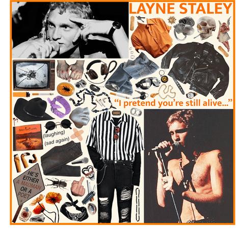 LAYNE STALEY